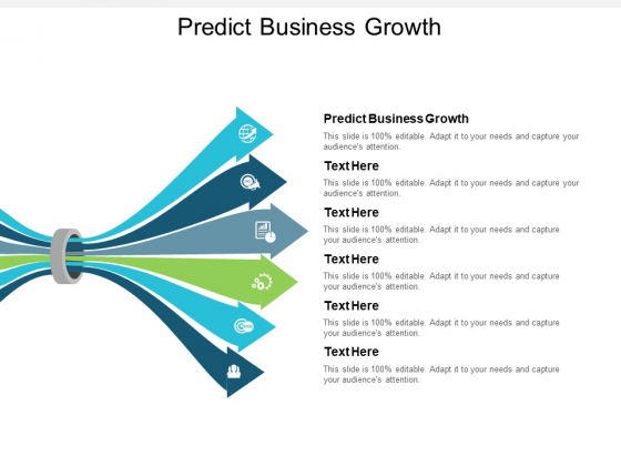 Predict Business Growth Ppt PowerPoint Presentation Styles Inspiration Cpb