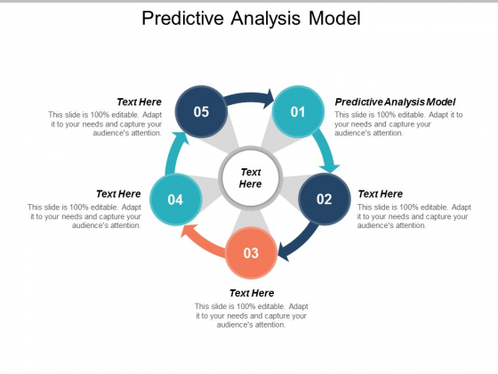 Predictive Analysis Model Ppt PowerPoint Presentation File Slideshow Cpb