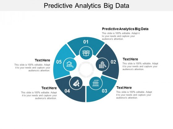 Predictive Analytics Big Data Ppt PowerPoint Presentation Infographics Design Templates Cpb