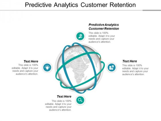 Predictive Analytics Customer Retention Ppt PowerPoint Presentation Show Format Ideas Cpb