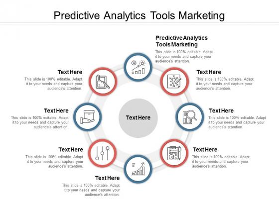 Predictive Analytics Tools Marketing Ppt PowerPoint Presentation Show Slide Download Cpb