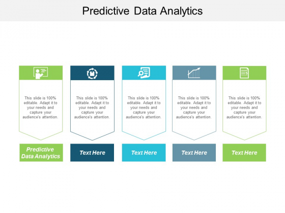 Predictive Data Analytics Ppt Powerpoint Presentation Infographics Master Slide Cpb
