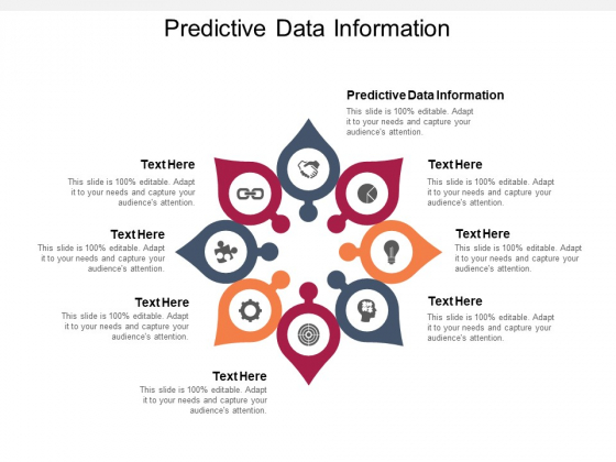 Predictive Data Information Ppt PowerPoint Presentation Show Guide Cpb Pdf