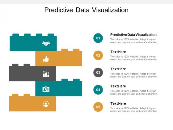Predictive Data Visualization Ppt PowerPoint Presentation Infographics Design Ideas Cpb