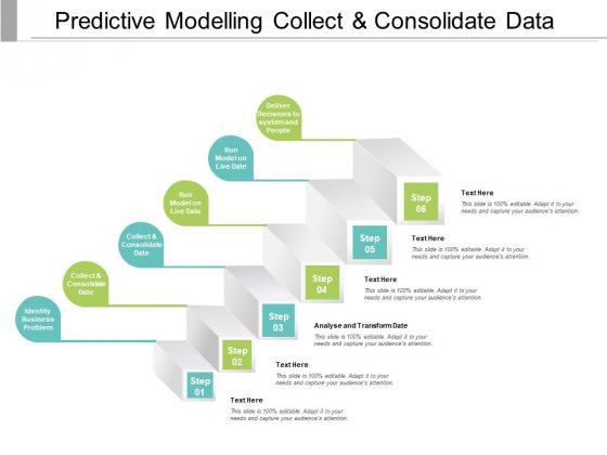 Predictive Modelling Collect And Consolidate Data Ppt PowerPoint Presentation Professional Ideas