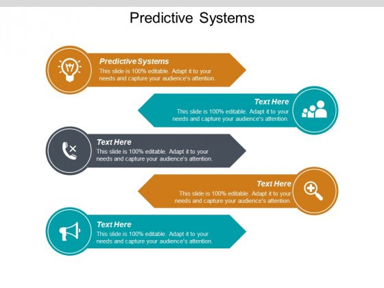 Predictive Systems Ppt PowerPoint Presentation Ideas Professional Cpb