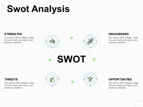 Present Market Shift Assessment SWOT Ppt File Tips PDF