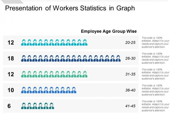 Presentation_Of_Workers_Statistics_In_Graph_Ppt_PowerPoint_Presentation_Visual_Aids_Slide_1