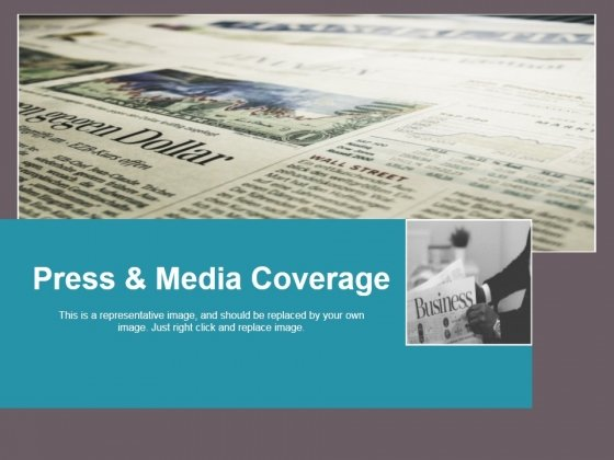 Press And Media Coverage Ppt PowerPoint Presentation File Graphics Download