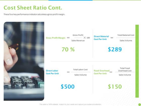 Price_Architecture_Cost_Sheet_Ratio_Cont_Ppt_PowerPoint_Presentation_Portfolio_Guidelines_PDF_Slide_1