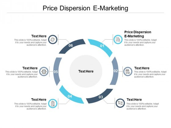Price Dispersion E Marketing Ppt PowerPoint Presentation Show Gridlines Cpb Pdf
