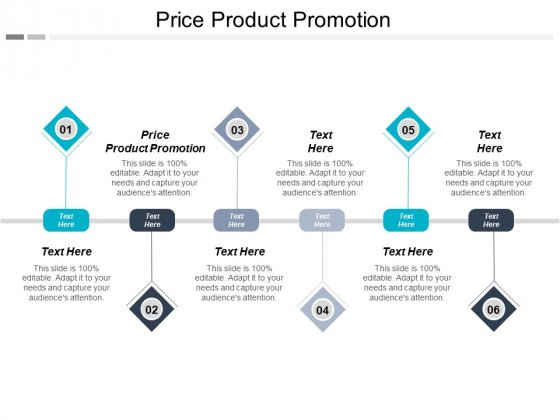 Price Product Promotion Ppt PowerPoint Presentation Pictures Templates Cpb