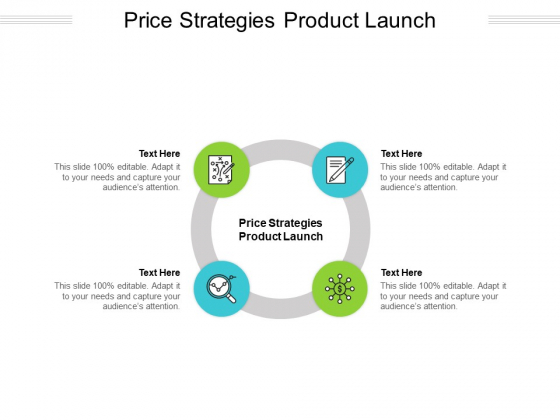 Price Strategies Product Launch Ppt PowerPoint Presentation Model Template Cpb Pdf
