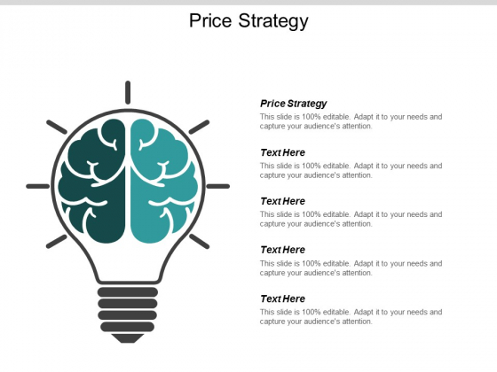 Price Strategy Ppt Powerpoint Presentation Styles Gridlines Cpb
