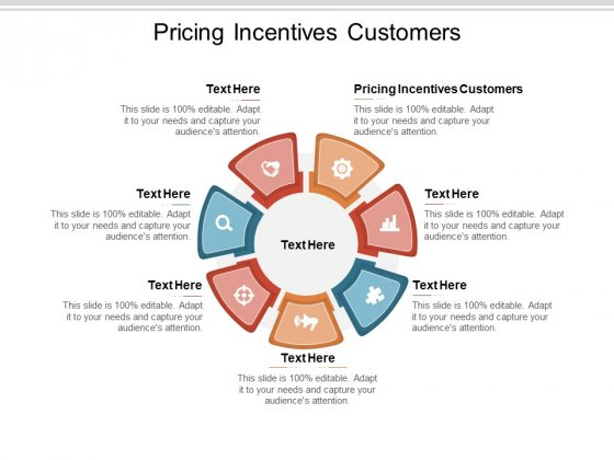Pricing Incentives Customers Ppt PowerPoint Presentation Show Skills Cpb
