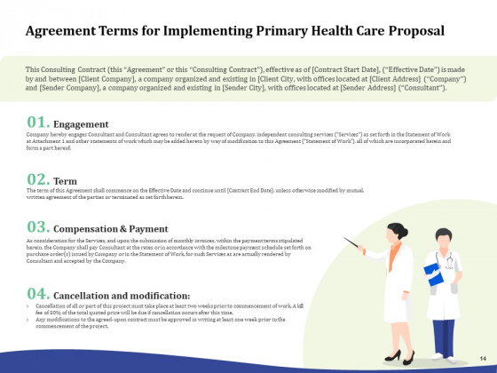 Primary_Healthcare_Implementation_Service_Proposal_Ppt_PowerPoint_Presentation_Complete_Deck_With_Slides_Slide_14