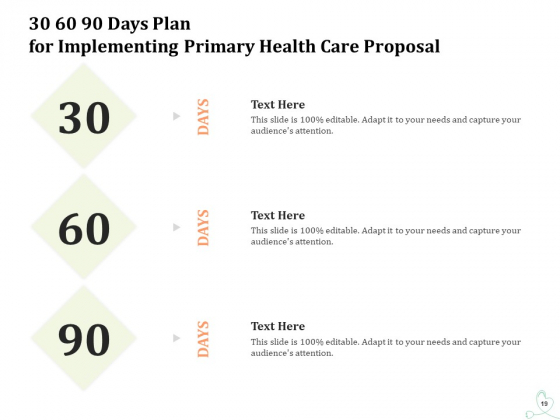 Primary_Healthcare_Implementation_Service_Proposal_Ppt_PowerPoint_Presentation_Complete_Deck_With_Slides_Slide_19