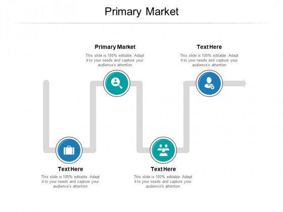 Primary Market Ppt PowerPoint Presentation Summary Images Cpb