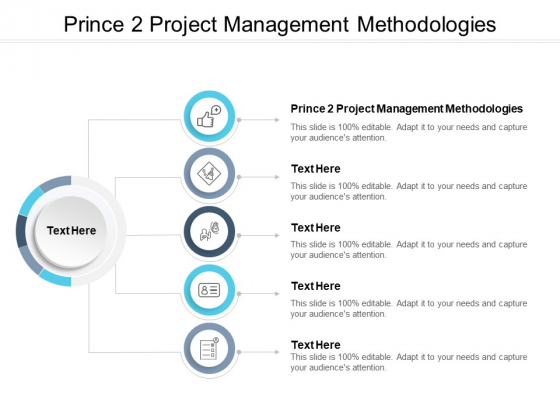 Prince 2 Project Management Methodologies Ppt PowerPoint Presentation Infographics Layout Cpb Pdf