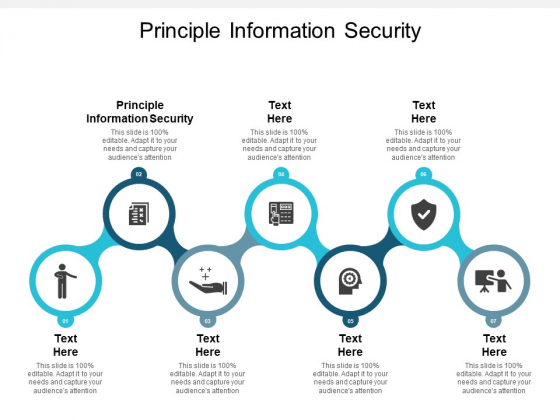 Principle Information Security Ppt PowerPoint Presentation Summary Tips Cpb