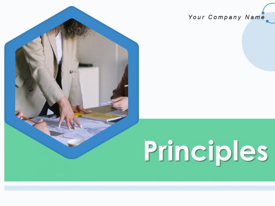 Principles Management Marketing Ppt PowerPoint Presentation Complete Deck