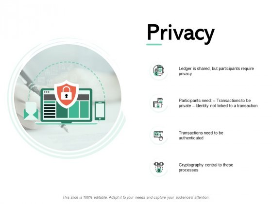 Privacy Security Ppt PowerPoint Presentation Show Outline