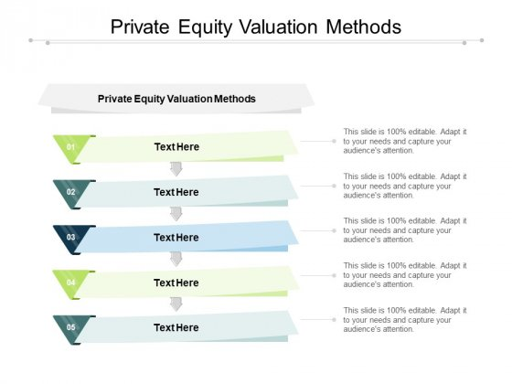 Private Equity Valuation Methods Ppt PowerPoint Presentation Styles Layouts Cpb Pdf