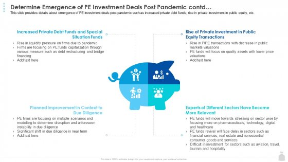 Private Funding In The Age Of COVID 19 Determine Emergence Of PE Investment Deals Post Pandemic Contd Rules PDF