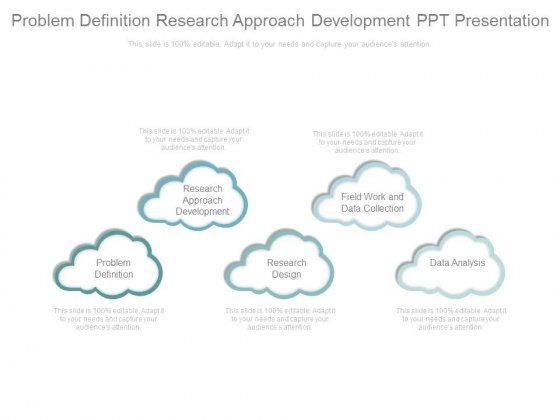 Problem Definition Research Approach Development Ppt Presentation