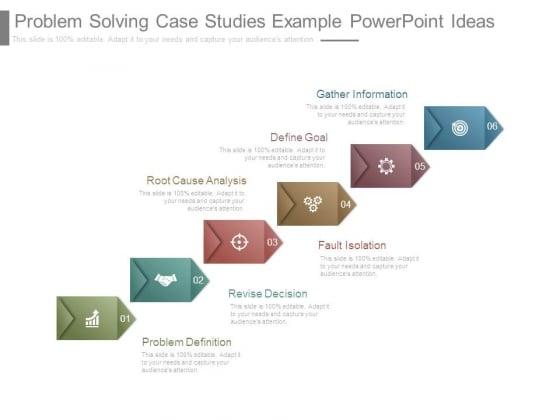 problem solving case studies