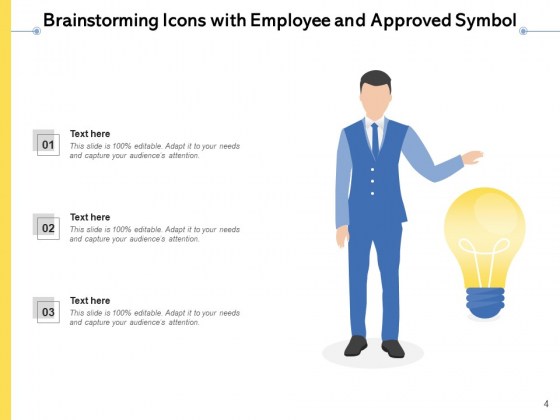 Problem_Solving_Icon_Gear_Employee_Ppt_PowerPoint_Presentation_Complete_Deck_Slide_4