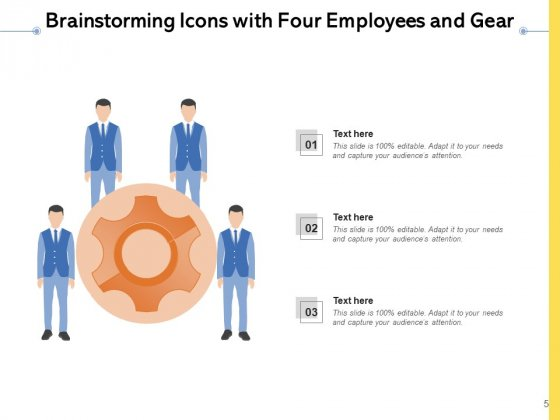 Problem_Solving_Icon_Gear_Employee_Ppt_PowerPoint_Presentation_Complete_Deck_Slide_5