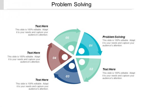 Problem Solving Ppt Powerpoint Presentation Slides Graphics Cpb