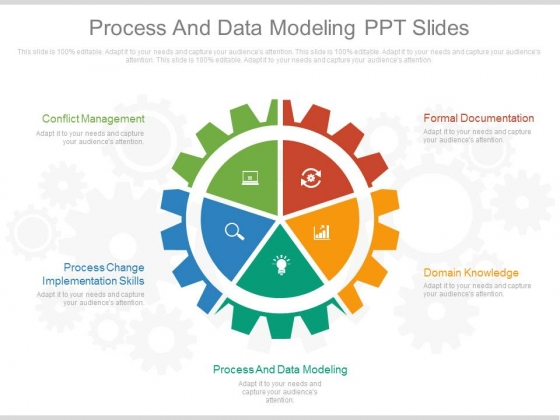 Process And Data Modeling Ppt Slides