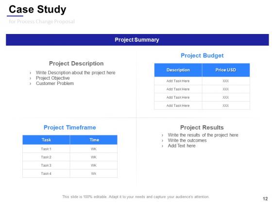 Process_Change_Proposal_Ppt_PowerPoint_Presentation_Complete_Deck_With_Slides_Slide_12