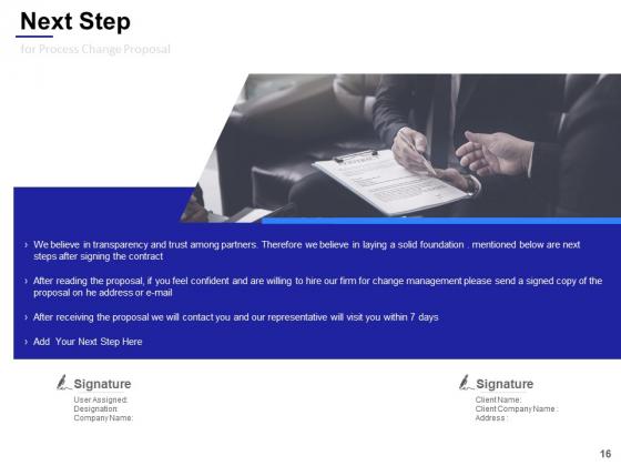 Process_Change_Proposal_Ppt_PowerPoint_Presentation_Complete_Deck_With_Slides_Slide_16