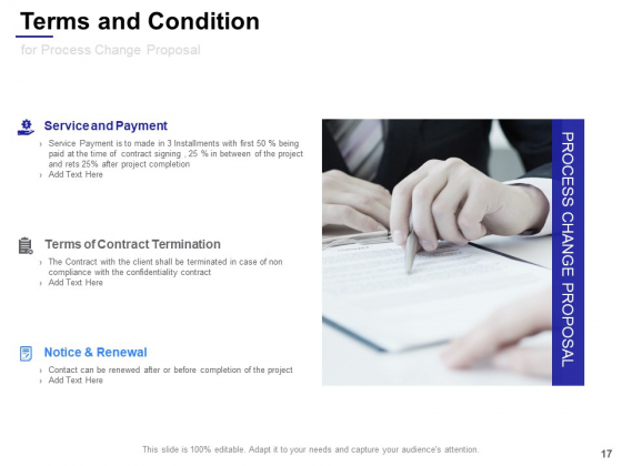 Process_Change_Proposal_Ppt_PowerPoint_Presentation_Complete_Deck_With_Slides_Slide_17