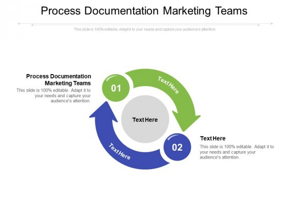 Process Documentation Marketing Teams Ppt PowerPoint Presentation Gallery Graphics Example Cpb Pdf