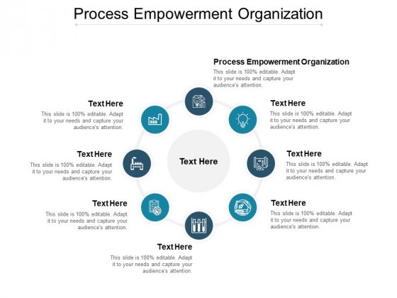 Process Empowerment Organization Ppt PowerPoint Presentation Slide Download Cpb