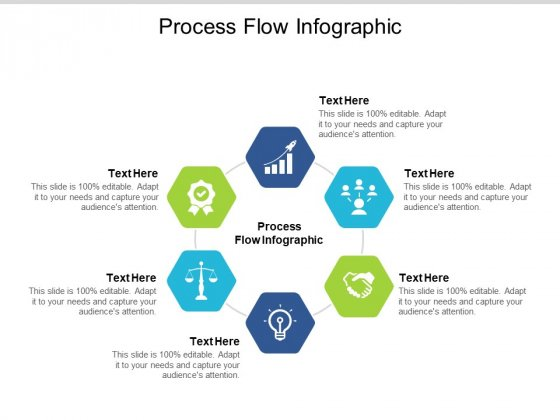 Process Flow Infographic Ppt PowerPoint Presentation Layouts Images Cpb Pdf