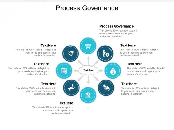 Process Governance Ppt PowerPoint Presentation Professional Show Cpb