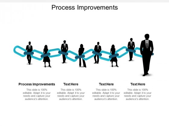 Process Improvements Ppt PowerPoint Presentation Infographics Gallery Cpb