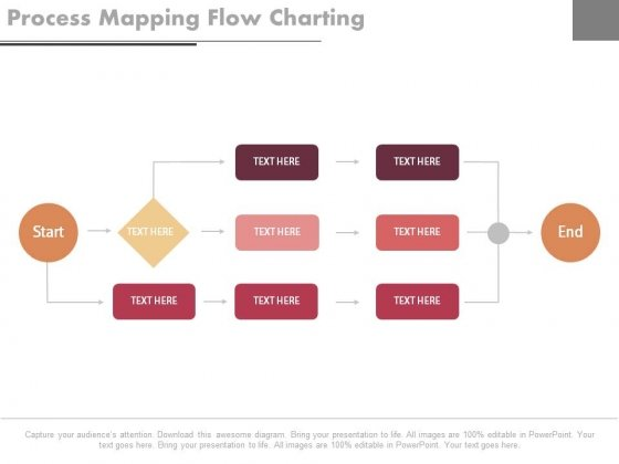 process mapping flow charting ppt slides powerpoint templates