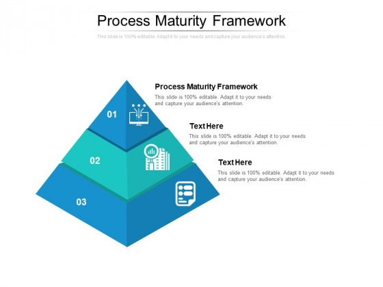Process Maturity Framework Ppt PowerPoint Presentation Outline Design Ideas Cpb