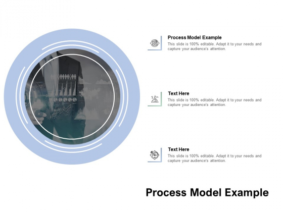 Process Model Example Ppt PowerPoint Presentation Styles Visual Aids Cpb Pdf