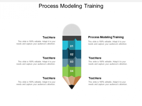 Process Modeling Training Ppt PowerPoint Presentation Professional Design Inspiration Cpb