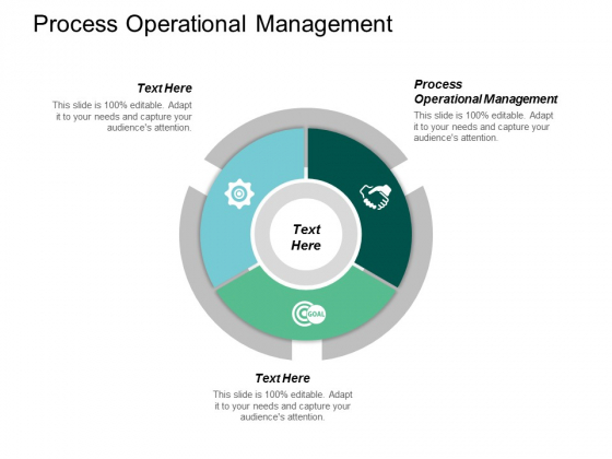 Process Operational Management Ppt Powerpoint Presentation Model Inspiration Cpb
