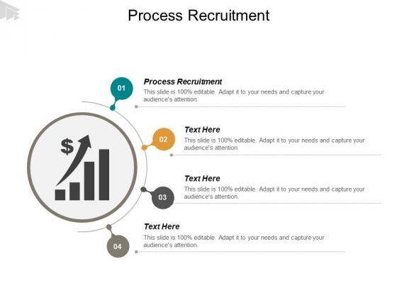 Process Recruitment Ppt PowerPoint Presentation Icon Slideshow Cpb