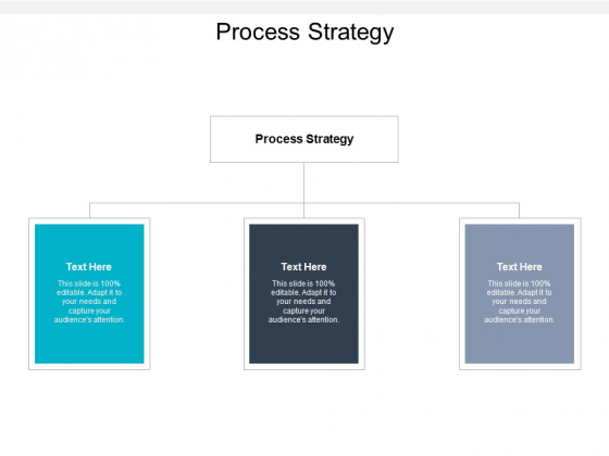 Process Strategy Ppt PowerPoint Presentation Gallery Graphic Tips Cpb