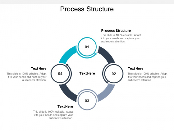 Process Structure Ppt PowerPoint Presentation Icon Diagrams Cpb